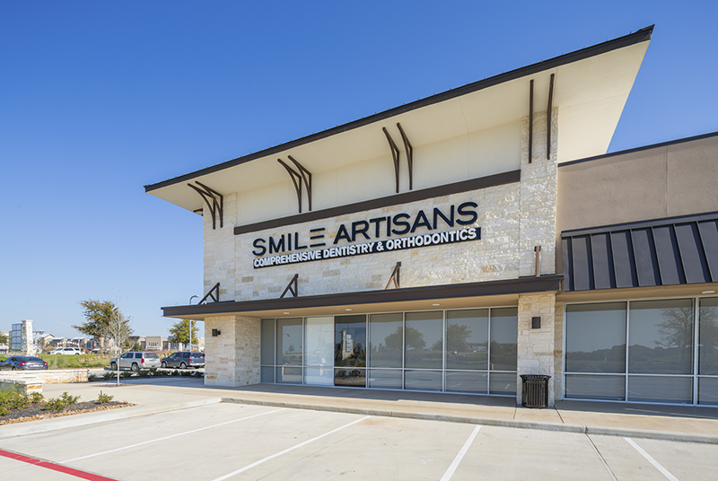 Smile Artisans Project Building